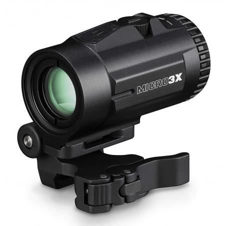 V3XM Magnifier with Flip Mount [Vortex Optics]