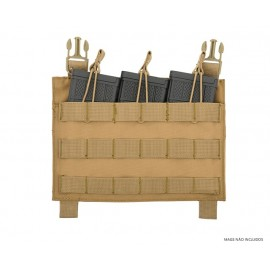 Buckle Up Magazine Pouch Panel coyote [8Fields]