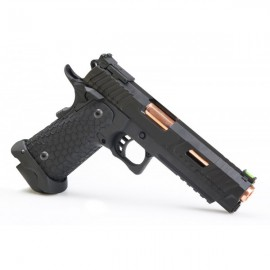 Pistol Combat Master (R601) black [Army Armament]