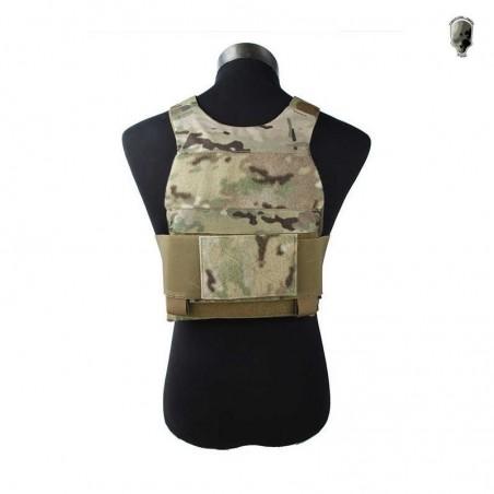 Light Pouch for SS Plate Carrier Vest black [TMC]