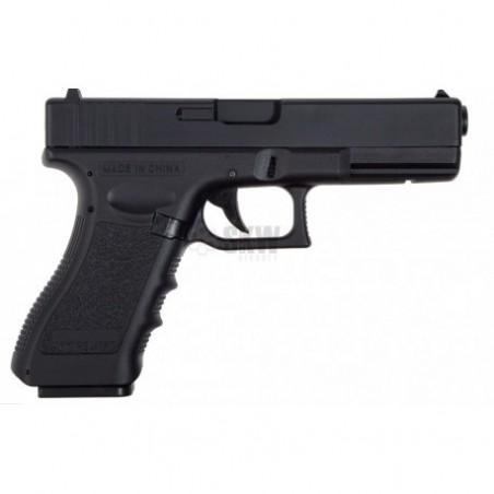 Pistola G18 AEP black [Saigo]