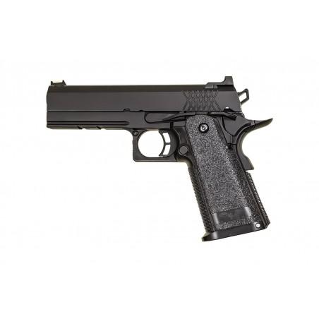 Pistola Hi-Capa 4.3 Gas Blowback black [Raven]