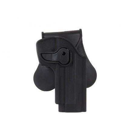 Beretta 92 Holster Molle/Belt BK [Cytac]