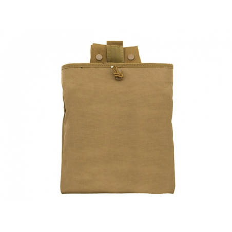 Roll-Up Dump Pouch coyote [8Fields]