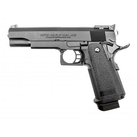 Pistola Hi-Capa 5.1 GBB black [Tokyo Marui]