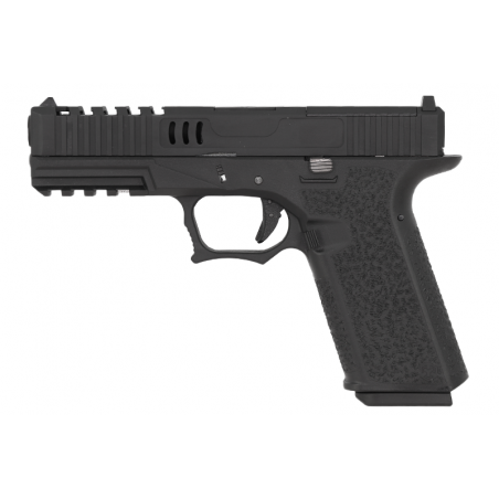 Pistol VX7210 Mod.2 GBB 27BBs black [AW Custom]