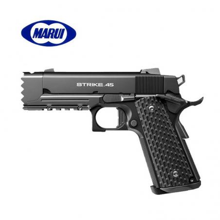 Pistola Strike 45 Warrior GBB black [Tokyo Marui]