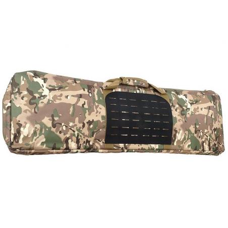 Laser Molle Tactical Rifle Bag (100x28x8cm) multicam [WoSport]