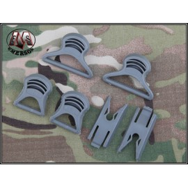 FAST Helmet Goggle Swivel Clips/fg