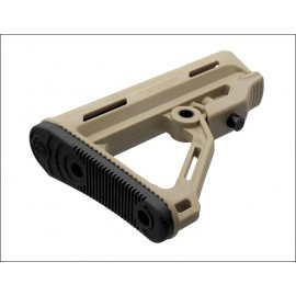 Stock MTR Carbine with Stock Tube tan