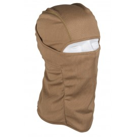 Balaclava tactical vented tan