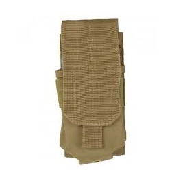 Bolsa magazine single M4/M16 tan