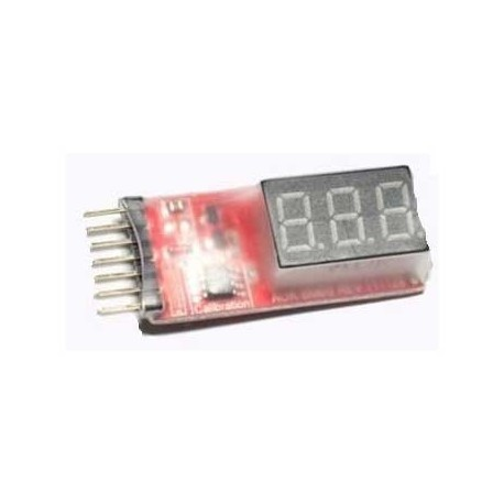 Li-Po Cheecker 2S-6S LCD Display