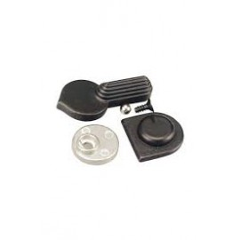ICS selector lever assembly